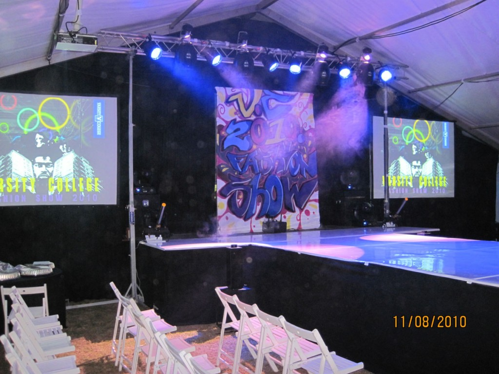 Stage Fashion Shows Big Beat Productions